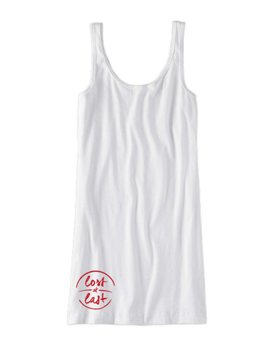 Lost at Last Jersey Tank Dress
