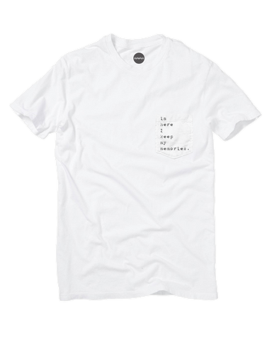 Memories Pocket Tee