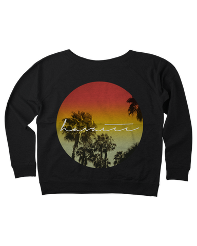 Sunset Ave. Lounge Sweater