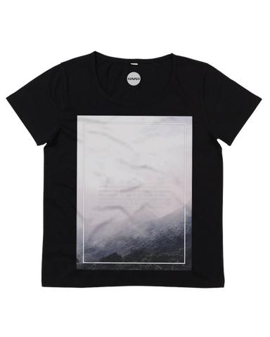 Wilderness Edition Raw Scoop Tee