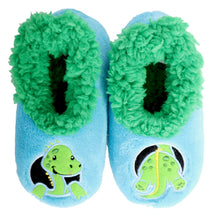 Load image into Gallery viewer, Snoozies Soft Anti Slip Toddler Shoes Socks Slippers