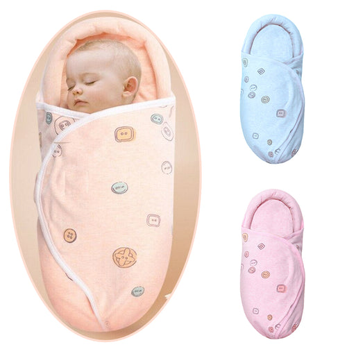 Cosy Baby Receiving Blanket Swaddle Wrap Pillow Bed Sleeping Bag