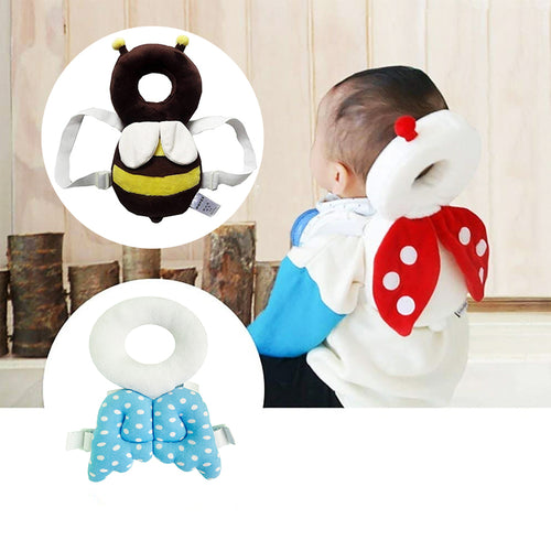 Baby Head Safety Protection Pillow Helmet Backpack