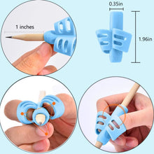 Load image into Gallery viewer, Ergonomically Designed Butterfly Pencil Hold Grips - School Supplies