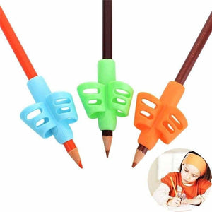 Ergonomically Designed Butterfly Pencil Hold Grips - School Supplies