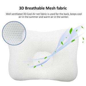 Flat Head Preventing Baby Pillow - Pillows