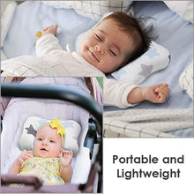 Load image into Gallery viewer, Flat Head Preventing Baby Pillow - Pillows