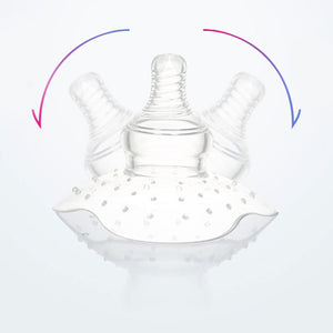 Breastfeeding Bottle Teat Design Nipple Shield Protector