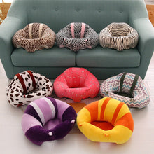 Load image into Gallery viewer, Baby Support Seat Sofa Sitting Assistance Pillow Cushion Chair
