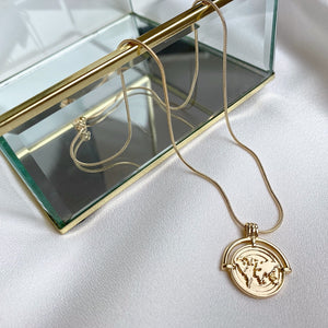 Around The World Necklace