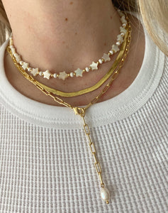 The Star Pearl Choker