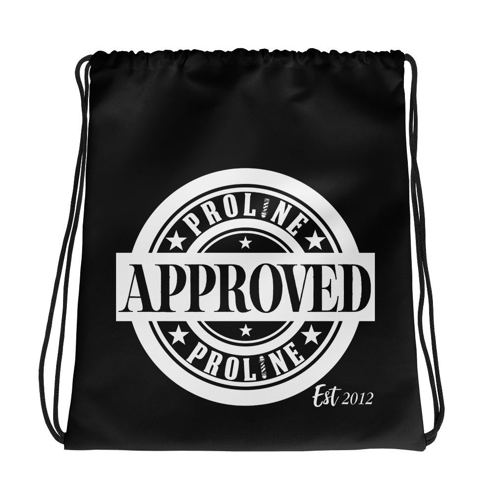 Proline Approved Drawstring Bag