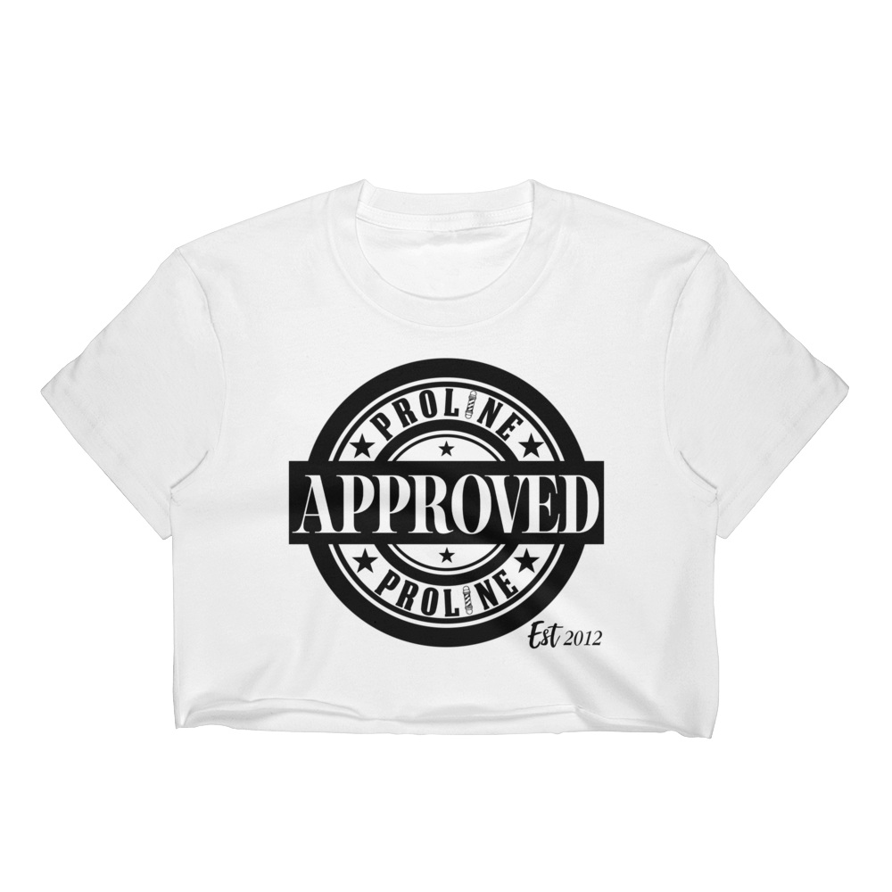 Proline Approved Women's Crop Top