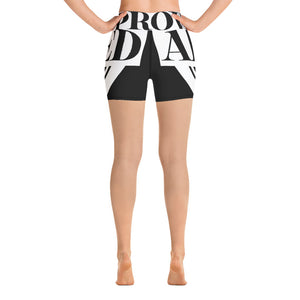 Proline Approved Yoga Shorts