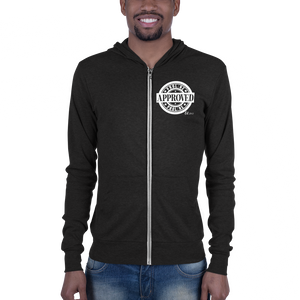 Proline Approved Lightweight Unisex Zip Hoodie