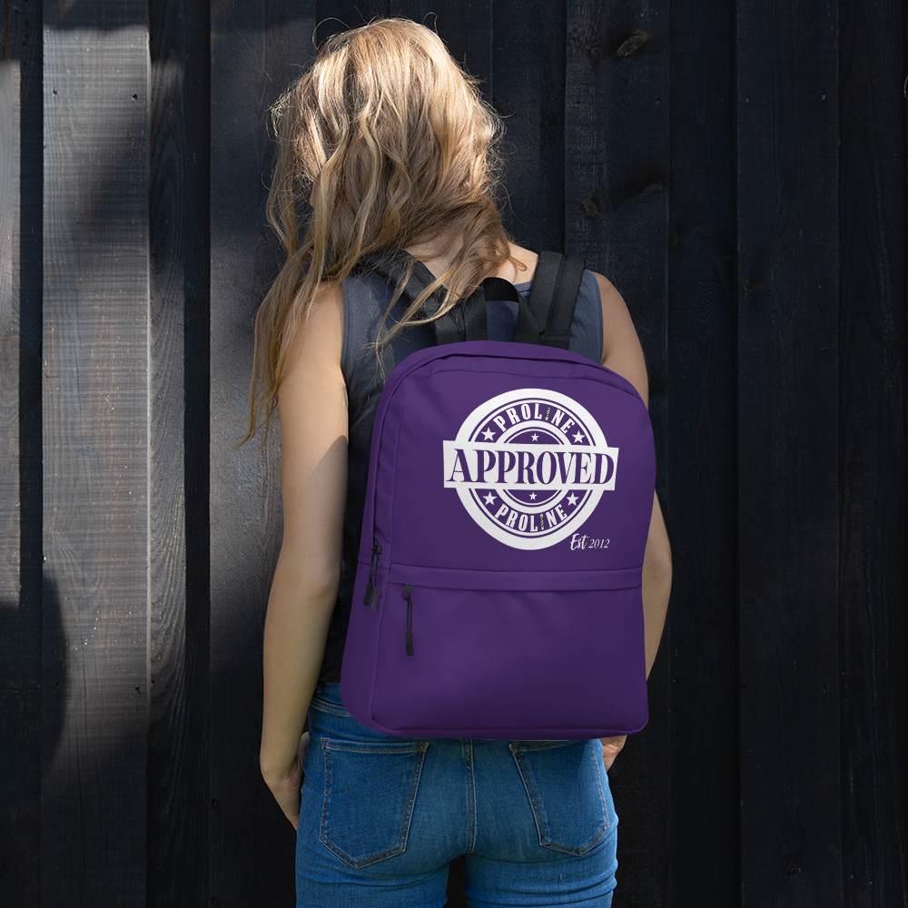 Proline Approved Backpack - Purple
