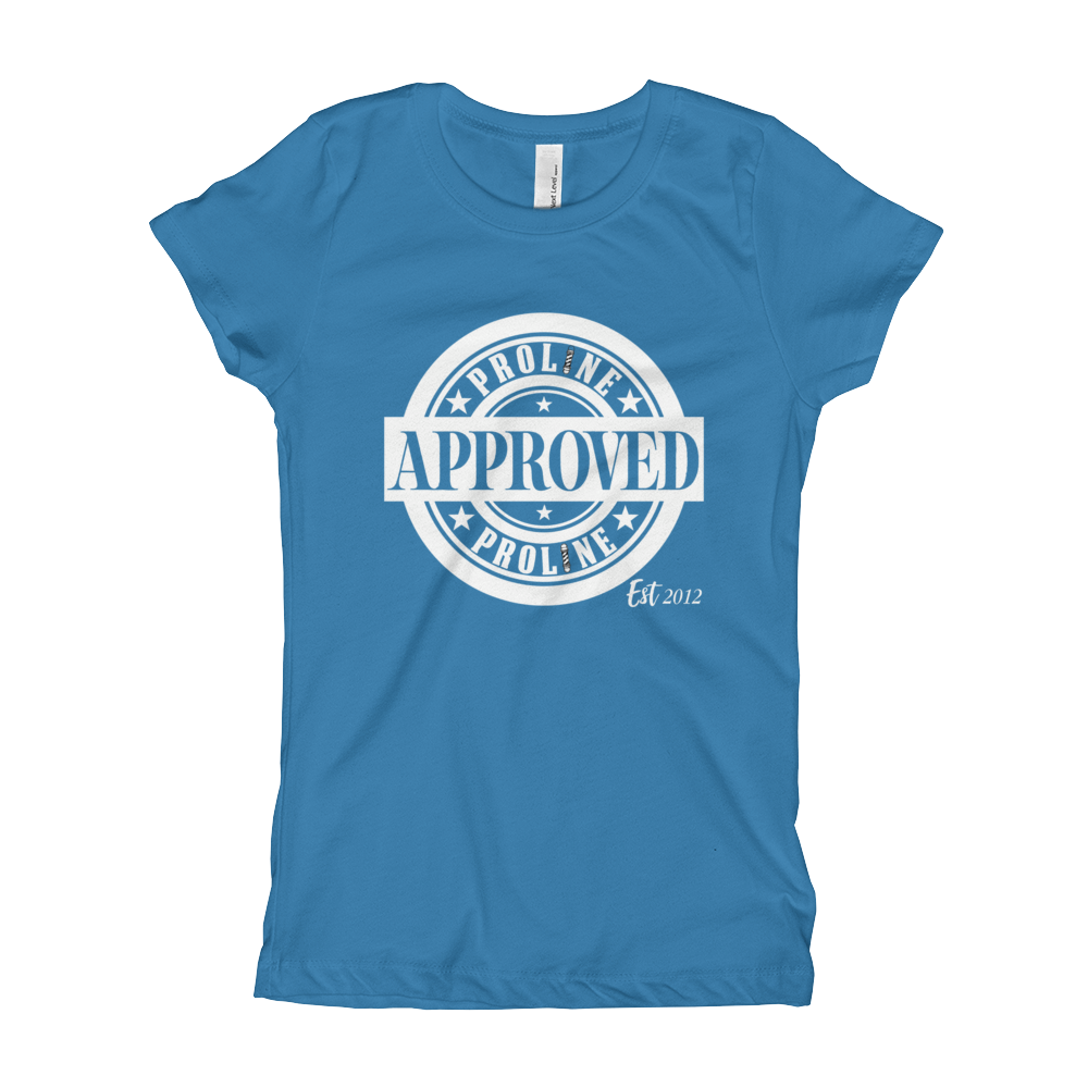 Proline Approved Girl's Fitted Shirt