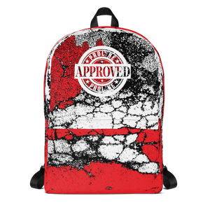 Proline Approved Backpack - Red
