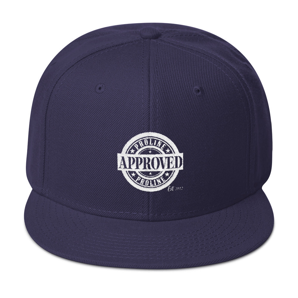 Proline Approved Snapback
