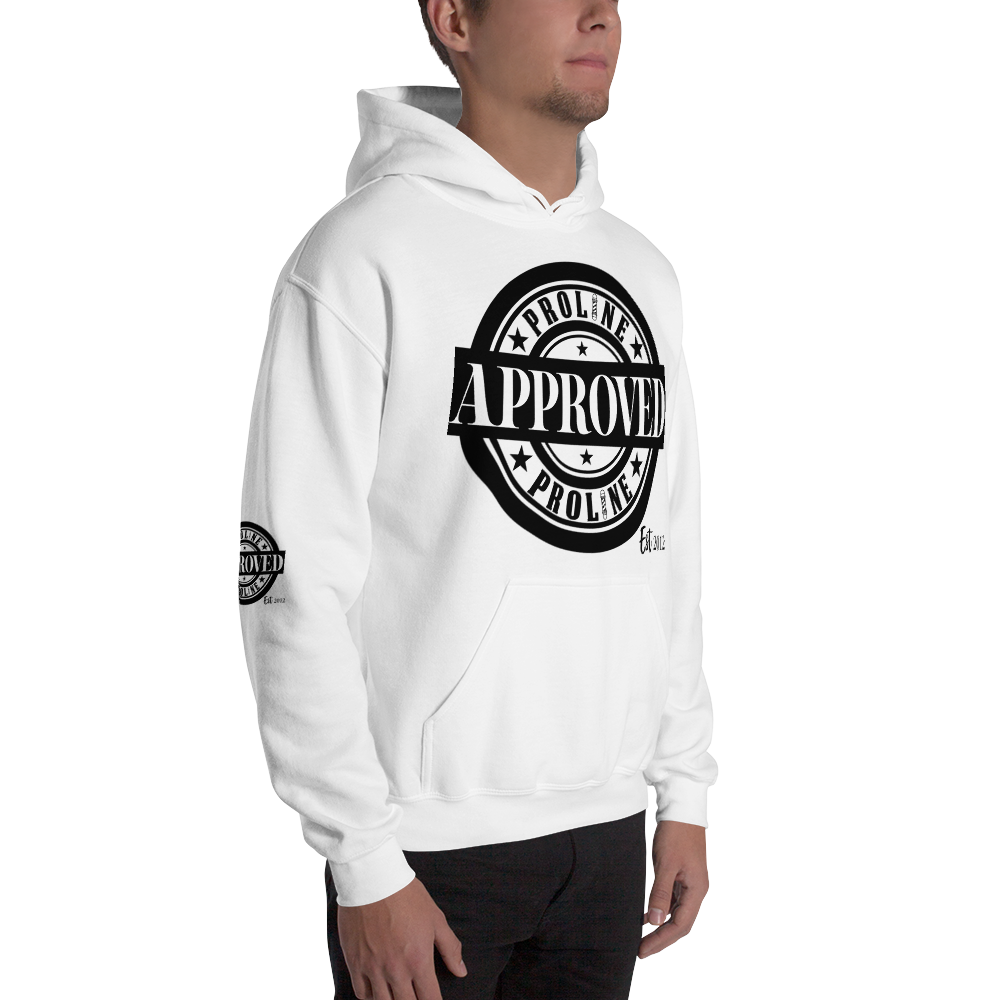 Proline Approved Unisex Hooded Sweatshirt