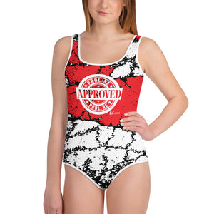 Proline Approved Girl's Swimsuit
