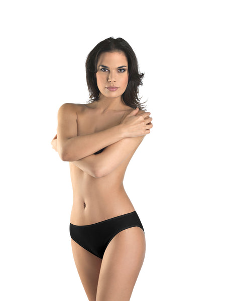 Hanro Cotton Seamless Midi Brief (07 1626)
