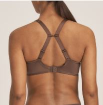 Every Woman | 016 3110 | Full Smooth T/Shirt Bra | EBONY | C-H