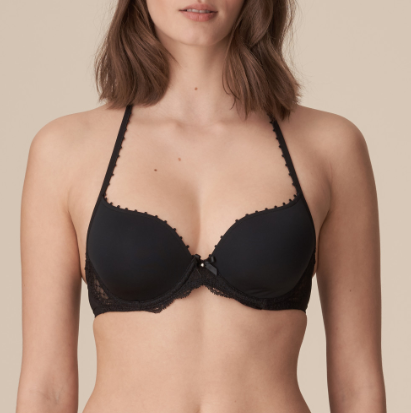 Pearl | 010-2126 | Heart Shaped Formed Cup Bra | A-F