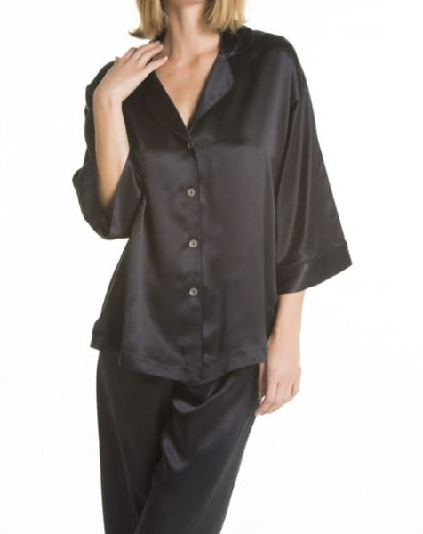 Verdiani Pure Silk Pyjamas (In stock, 3 day delivery)