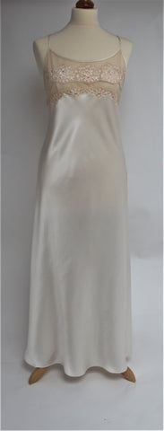 Selite Pure Silk Full Length Nightgown 283584