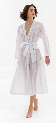Celeste 1 Frilled Dressing Gown (In stock, 3 day delivery)