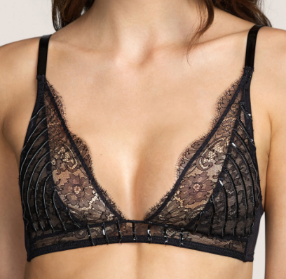 Andres Sarda JAGUAR Triangle Non-Wire Bra 3309719 (In stock, 3 day delivery)