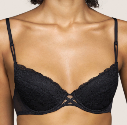 Andres Sarda TIGER Deep Plunge Push Up Bra 3309617 (In stock, 3 day delivery)