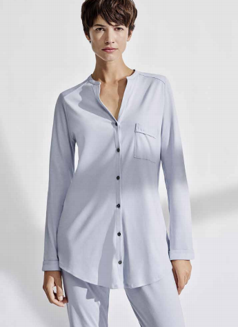 Hanro PURE ESSENCE Button Front Pyjamas (07 7949)