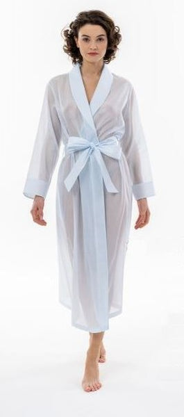 Celeste 2 Shawl Collar Dressing Gown (In stock, 3 day delivery)