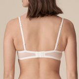 Pearl | 010-2128 | Strapless Smooth Bra | B-E | Ivory