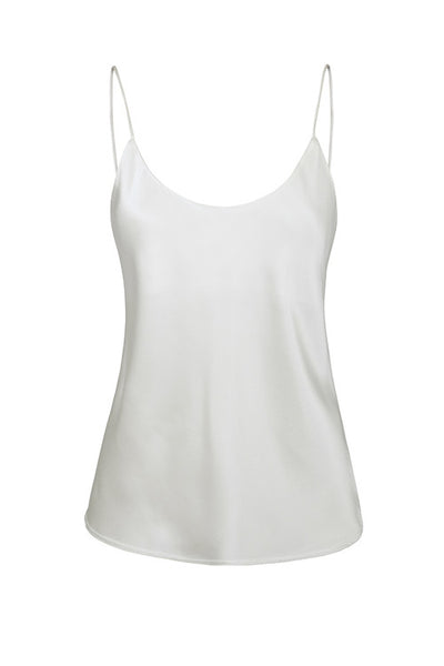 Classic Irish Made Pure Silk Camisole