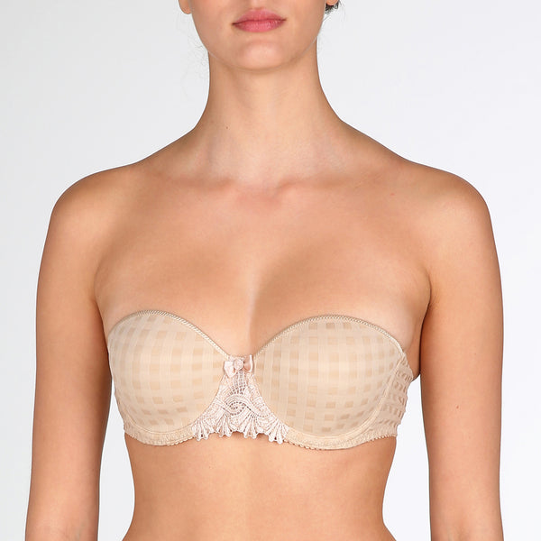 Avero | 010-0413 Strapless Formed Cup Bra | A-E