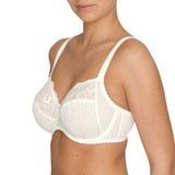 Couture | 016-2580/1 | Full Support Bra (Ivory)  | B-J