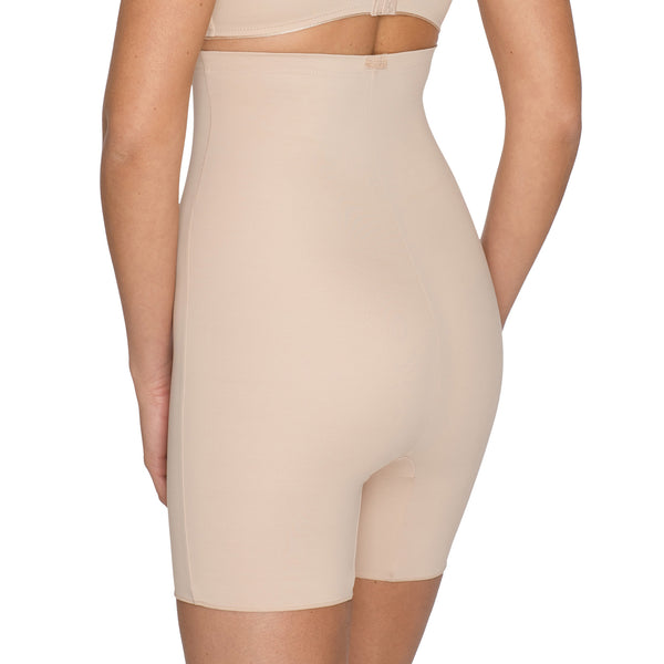 Perle | High Smooth Control Shorts (Caffé Latte) 056-2345