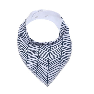 """The dribble bibble""    100% Organic Cotton Bandana Bibs"