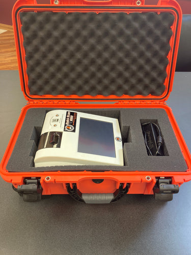 Analyzer Carry Case with Wheels and Foam Insert - Canine P4 Dot Com