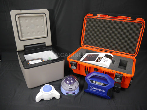 Progesterone Analyzers Mobile Lab Kit - Canine P4 Dot Com