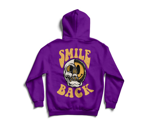 Smile Back Hoodies
