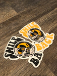 Smile Back Decal