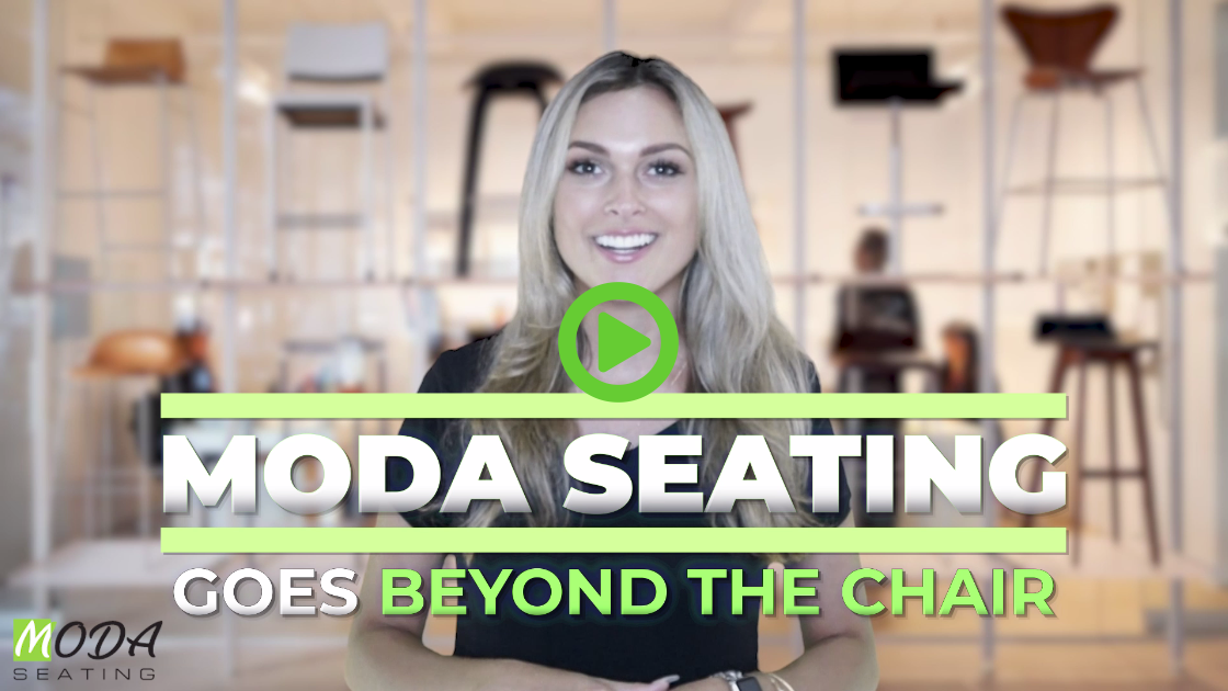 Why Buy from Moda Seating Corp