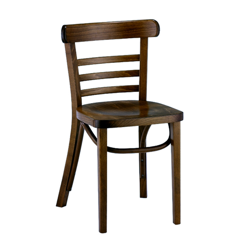 Venus Lattice Back Solid Beech Wood Indoor Restaurant Chair