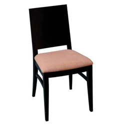 Nova Indoor Beechwood Restaurant Side Chair
