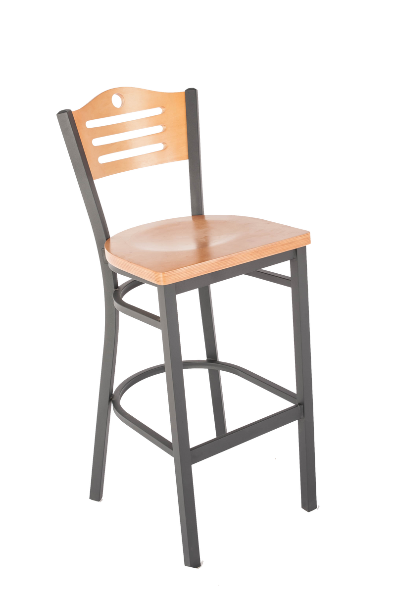 Eagle Series Barstool Black - Moda Seating Corp