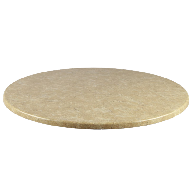"COLORADO 24"" Round Indoor/ Outdoor Weather Resistant Restaurant Table Top - Moda Seating Corp"